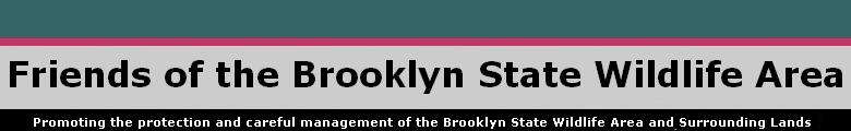 Friends of Brooklyn State Wildlife Area